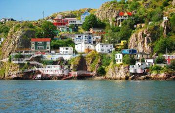 St. Johns Neufundland