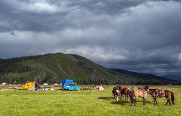 Mongolei-Radreise.Orchontal
