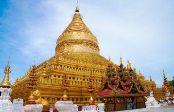 Myanmar Rundreisen 12 Tage ab 1.995 €