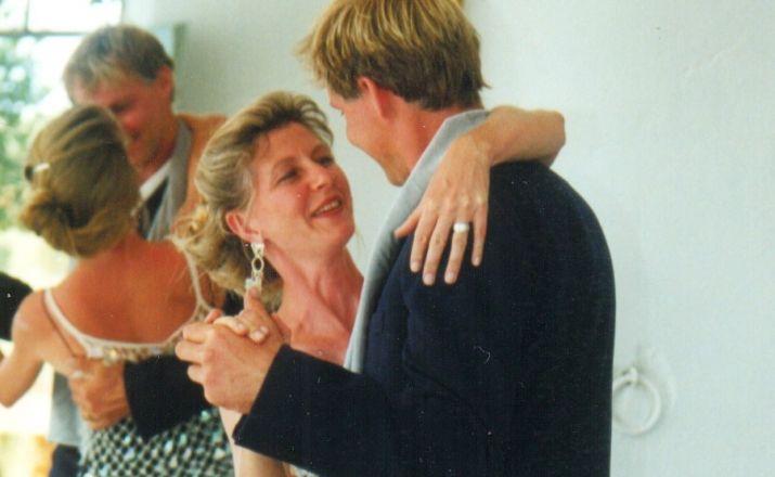 Tangotanzen mit Annette und Wolfgang
