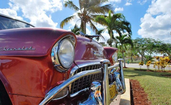Kuba im Oldtimer entdecken & Strand Oasis Travel 1