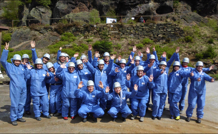 Bergwerks-Challenge