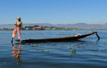 Inle Sap Lake