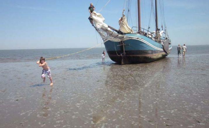 Familiensegeltörn IJsselmeer elan sportreisen 1