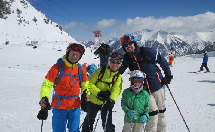 Familienskireise Bad Hofgastein elan sportreisen 1