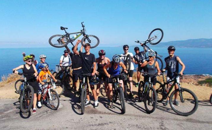 Familien Erlebniscamp Korsika elan sportreisen 1