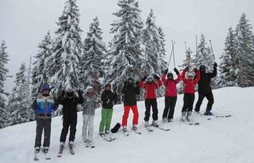 Österreich Ski- und Snowboardurlaub 7 Tage ab 518 €