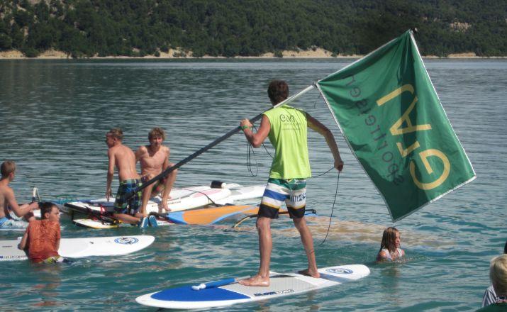 Klassenfahrt Provence elan sportreisen 1