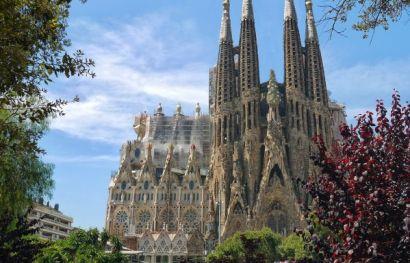 Barcelonas Impressionen