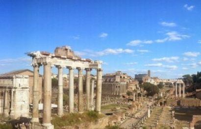 Italien Urlaub - Rom Städtereise