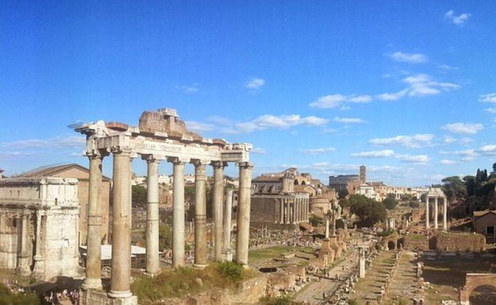 Rom zum kennenlernen Oasis Travel 1