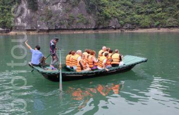 Vietnam - Halong Bucht - Kundenfoto