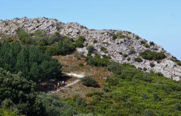 Ausritt in die Berge von Montiferru