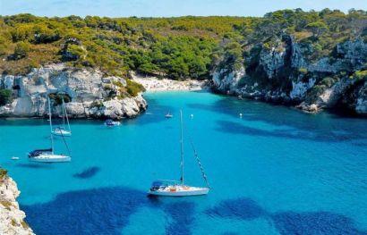 Segelurlaub Chilling Deluxe: Menorca & Mallorca