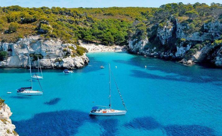 Segelurlaub Chilling Deluxe: Menorca & Mallorca SAILORAMA Segelreisen 1