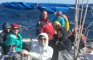 Málaga Segelreisen 8 Tage ab 990 €