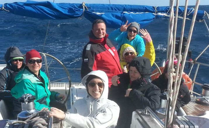 Silvesterurlaub very special: Segeltörn nach Marokko, Besteigung der Säulen des Herakles, Silvesterparty in Gibraltar SAILORAMA Segelreisen 1
