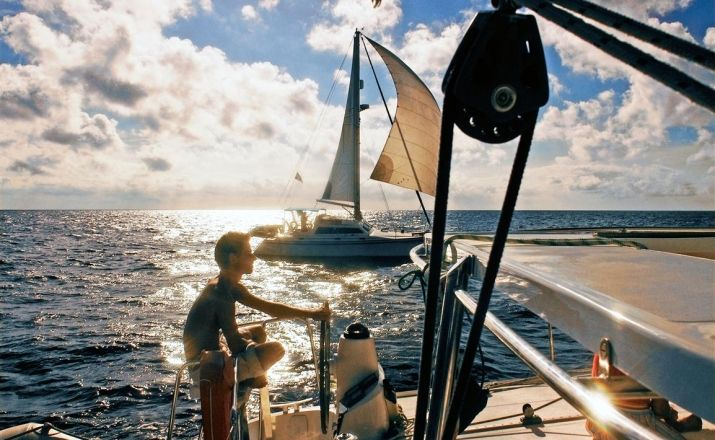 Zauber des Orients: Andalusien und Marokko  Segeltörn und Kulturreise von Europa nach Afrika SAILORAMA Segelreisen 1