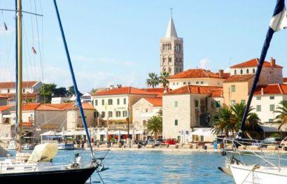 Segeltörn in Kroatien ab Zadar zu den Nationalparks Telascica und Kornati und dem Naturwunder Krka