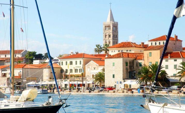Segeltörn in Kroatien ab Zadar zu den Nationalparks Telascica und Kornati und dem Naturwunder Krka SAILORAMA Segelreisen 1