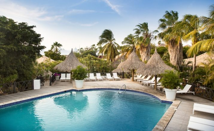 CURACAO: PAPAGAYO BEACH RESORT ***** Sunshine Tours International 1