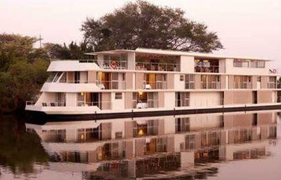 Zambezi Queen - Flusssafari Botswana