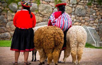 Peru Familienurlaub 18 Tage ab 1.695 €