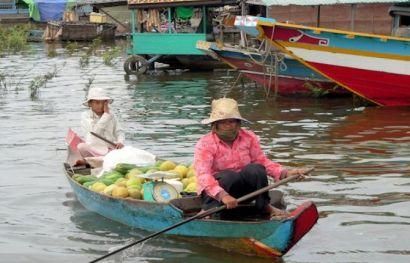 Den Süden Vietnams und Kambodscha erleben