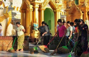 Höhepunkte Myanmar