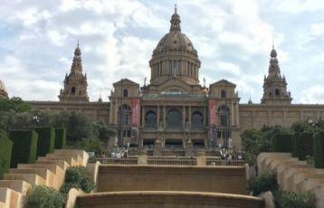 MNAC - Nationalmuseum für katalanische Kunst Barcelona