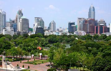 Bangkok Tag 1