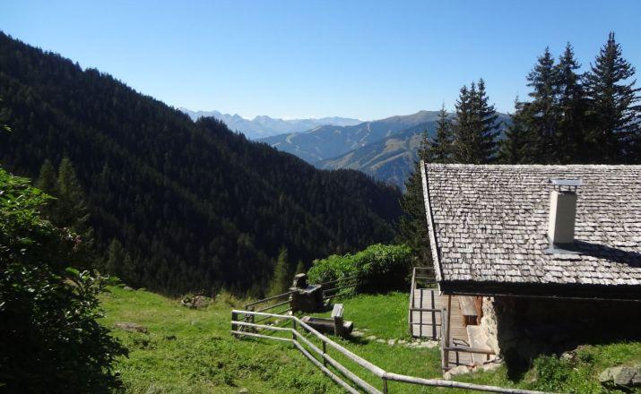 Panoramawandern  im Pinzgau Eurohike Wanderreisen 1
