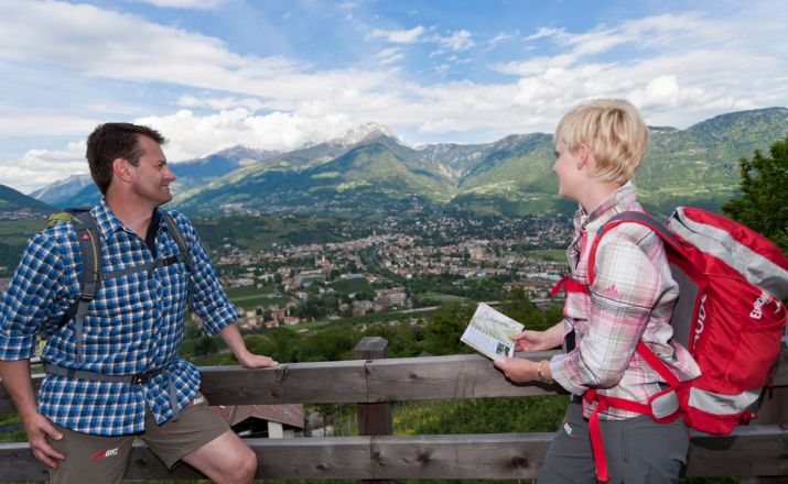 Südtiroler Wein- & Almenweg Eurohike Wanderreisen 1