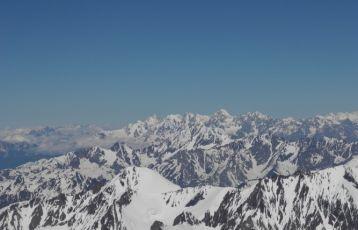 Ausblick von Kasbek