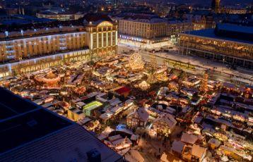 Dresden - Weihnachtsmarkt