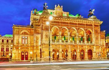 Wien - Großer Musikvereinssaal