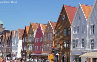 Bergen Sportiv - Die Hansestadt und der Hardangerfjord