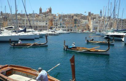 Christmas Shopping & Silvester Mediterran