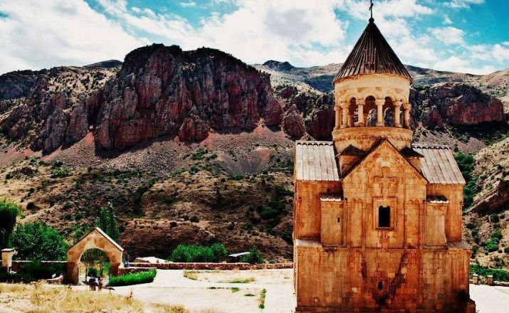 Kulturreise nach Armenien Travel Armenia 1