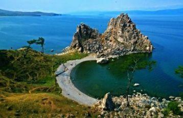 Sommer Baikal Reise