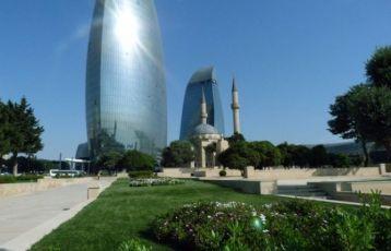 Aserbaidschan Bahnreisen,Unterkünfte 12 Tage ab 1.695 €