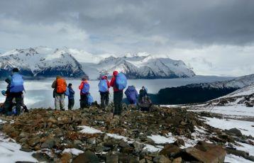 John Gardner Pass - Torres del Paine Circuit