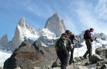 Fitz Roy Massiv - Los Glaciares N.P. - Argentinien