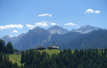 Wanderreise mit Yoga in Südtirol