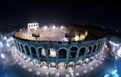 Opernfestspiele in Verona