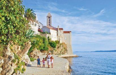 Insel Rab - Kroatien