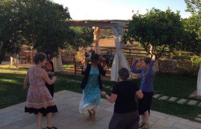 Tarantella Tanzreise nach Salento, Italien