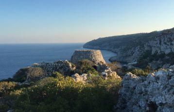 Wanderung zu Adria Meer 5