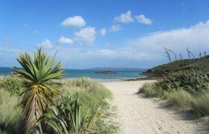 Guernsey - Wandern und Inselhüpfen