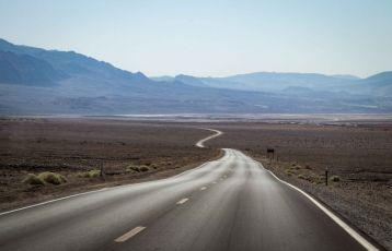 - unterwegs durch die endlose Weite des legendären Westen.